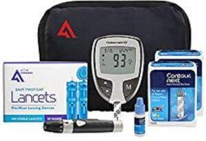 Contour Next Blood Glucose Testing Kit
