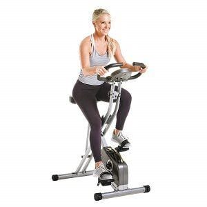 Exerpeutic Foldable Exercise Bike