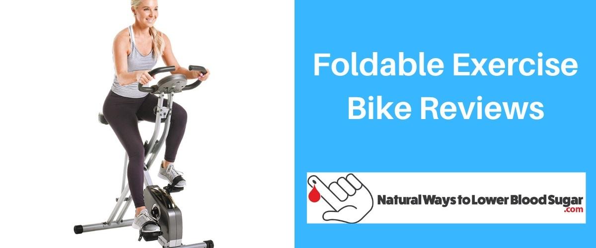 Foldable Exercise Bike Reviews