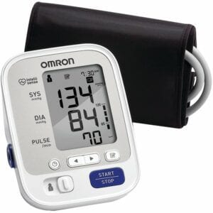 Best Blood Pressure Monitor Review – The Omron 5 is the #1 Pick