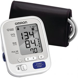 Omron 5 Blood Pressure Monitor Kit