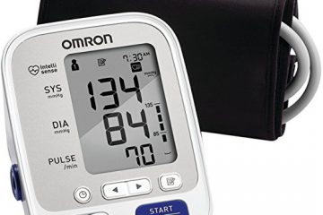 Omron blood pressure monitor kit