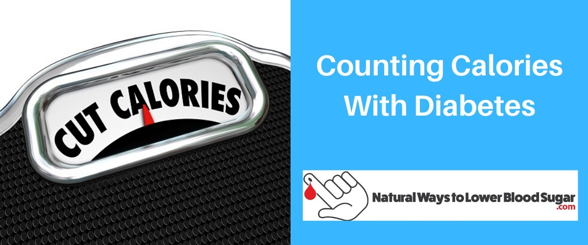 Counting Calories With Diabetes
