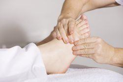 Improve blood circulation in feet