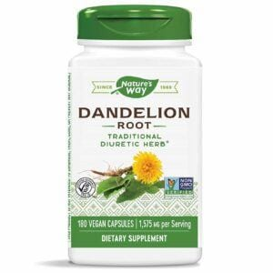 Dandelion Root for Diabetes