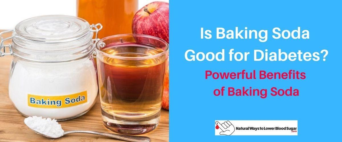 Is Baking Soda Good for Diabetes
