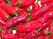 Cayenne peppers capsacin
