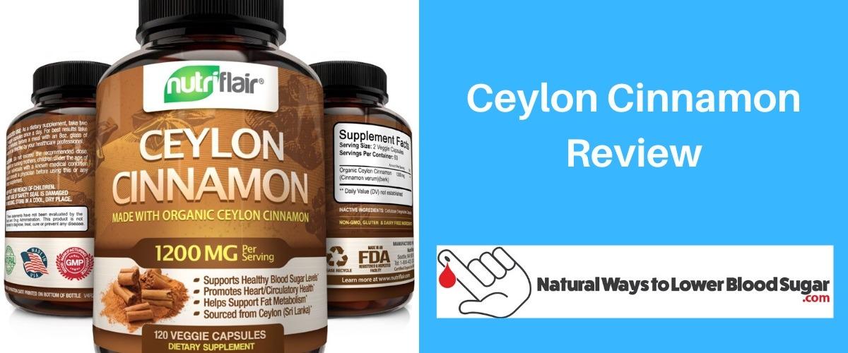 Ceylon Cinnamon Review