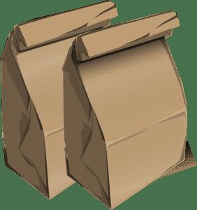 Brown bagging
