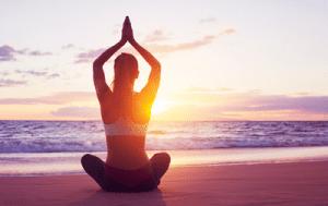 Mind Body Yoga Pose