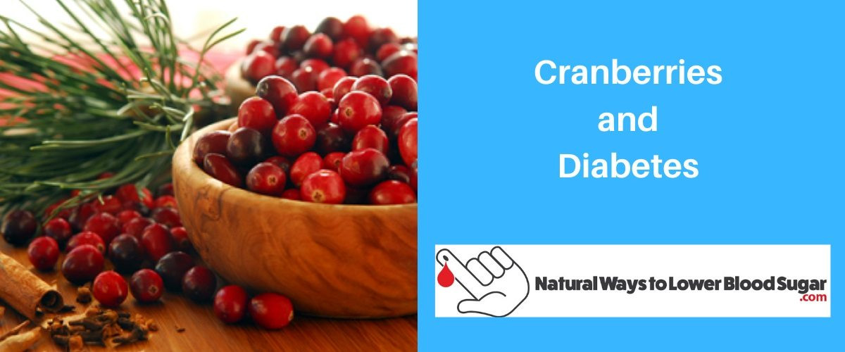 Cranberries and Diabetes