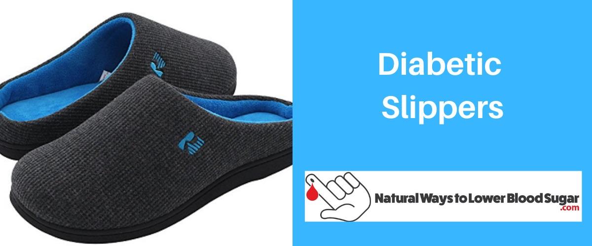 Diabetic Slippers