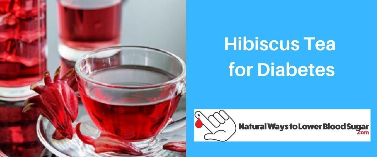 Hibiscus Tea for Diabetes