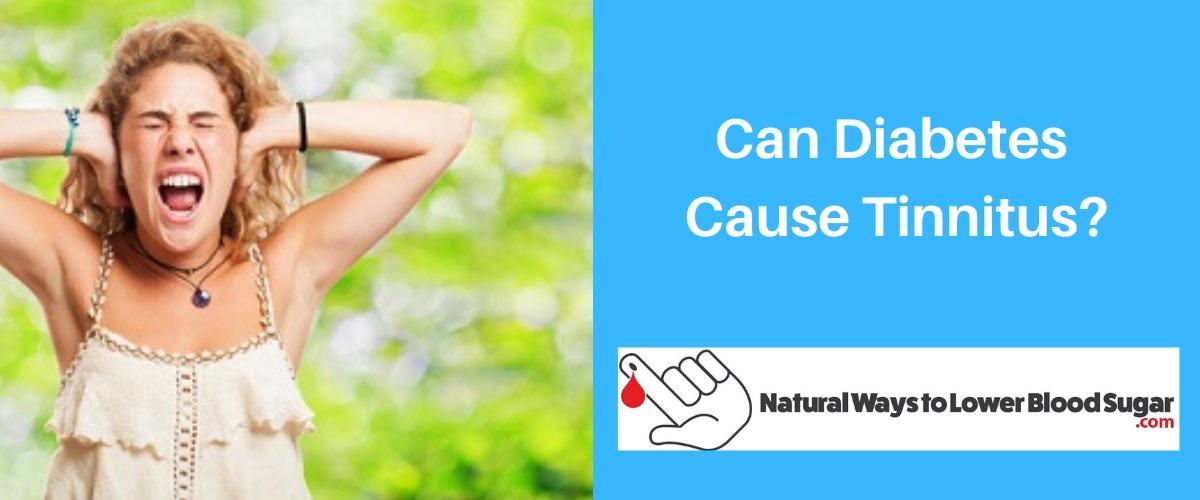 Can Diabetes Cause Tinnitus