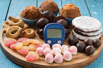 Unhealthy Diabetic Foods