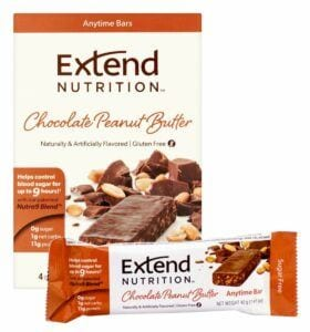 Extend Chocolate Peanut Butter Bar