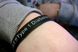 Diabetic Medical Alert Bracelet