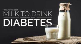 Milk for Diabetics
