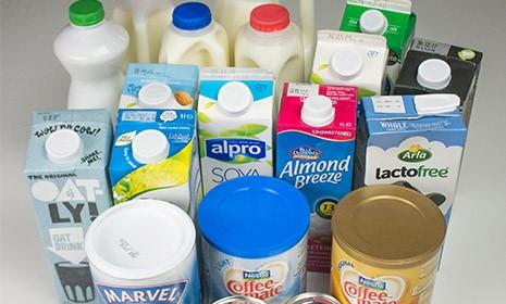 Types of Milk
