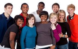 Group of Ethnic People