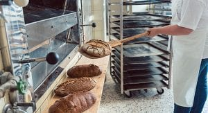 Baking Pumpernickel Bread