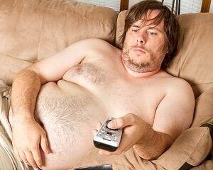 Overweight-Man-Watching-TV