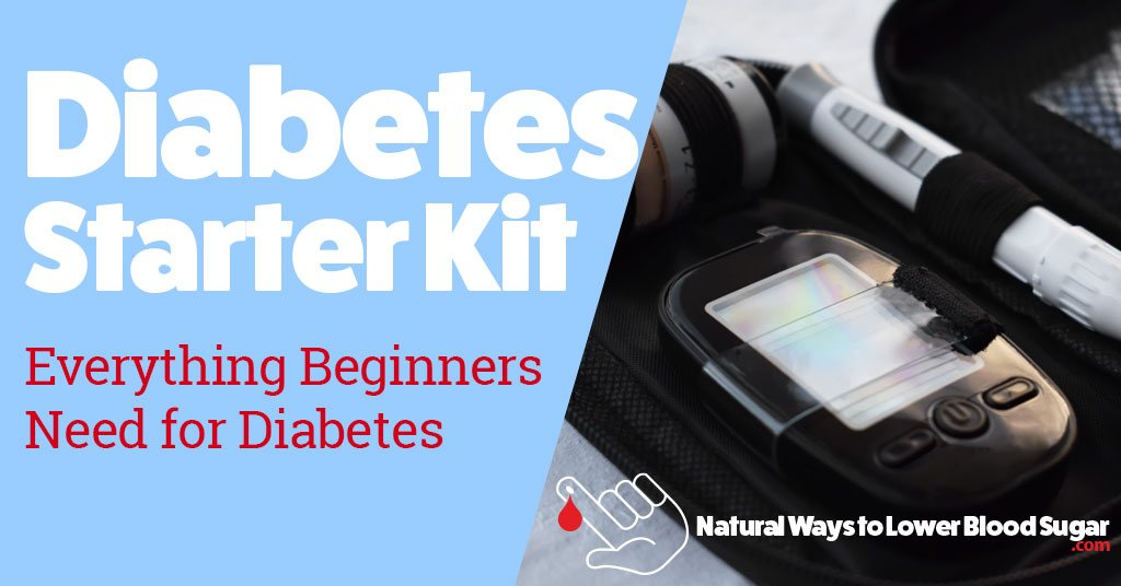 Diabetes Starter Kit