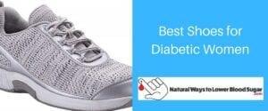 Best Shoes for Diabetic Women