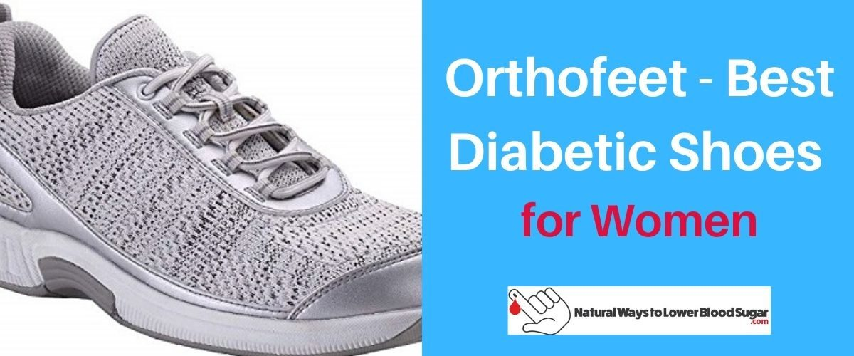Orthofeet Diabetic Shoes for Women
