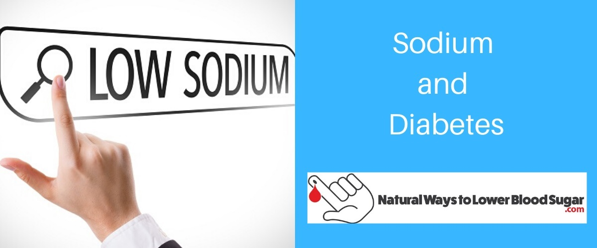 Sodium and Diabetes