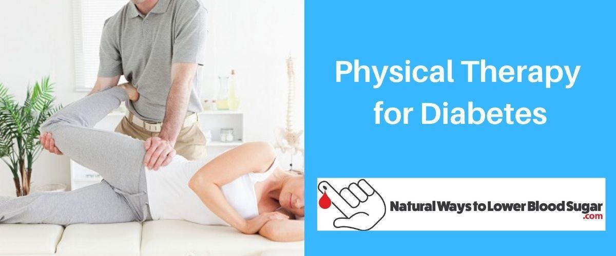 Physical Therapy for Diabetes
