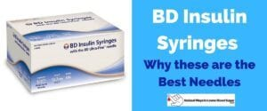 BD Insulin Syringes Featured Image