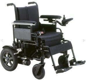 Drive Medical: Cirrus Plus Power Wheelchair