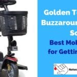 Golden Technologies- Buzzaround EX 4 Wheel Scooter