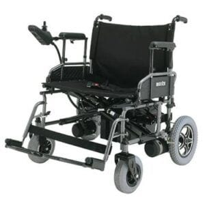 Merits: Heavy Duty Power Wheelchair