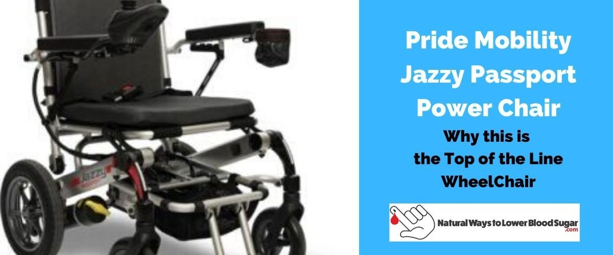 Pride Mobility Jazzy Passport Power Chair Featured Image
