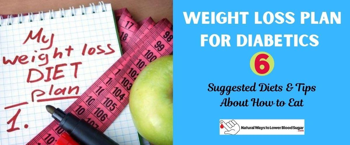 Weight Loss Diet Plan Featured Image