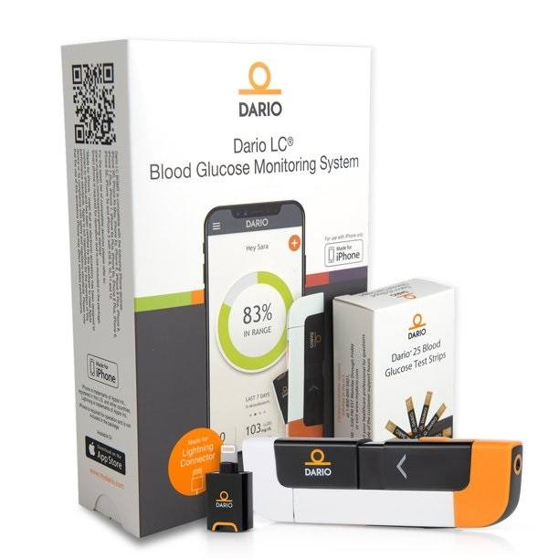 Dario Blood Glucose Monitoring System