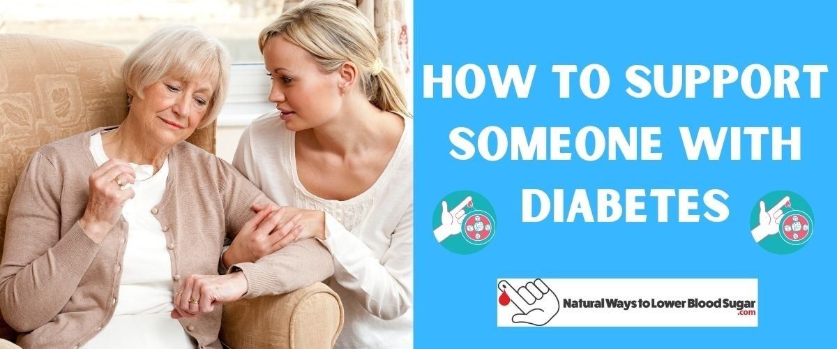 How to Support Someone with Diabetes Featured Image