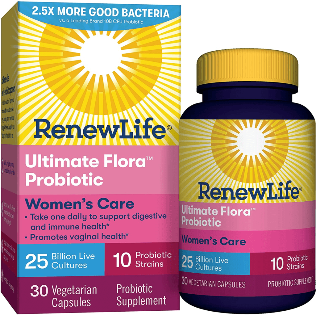 Renew Life Womens Care Probiotics