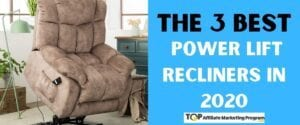 The 3 Best Power Lift Recliners in 2020 Featured Image