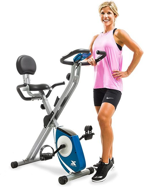 XTerra Foldable Exercise Bike